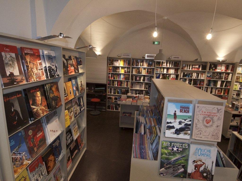 Pierre gimenez architecte dplg - Salon de the librairie ...